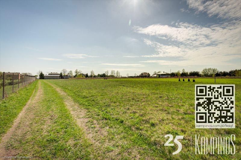 Działka budowlana na sprzedaż Wojcieszyn, Stare Babice, oferta 2663  1362m2 Foto 3