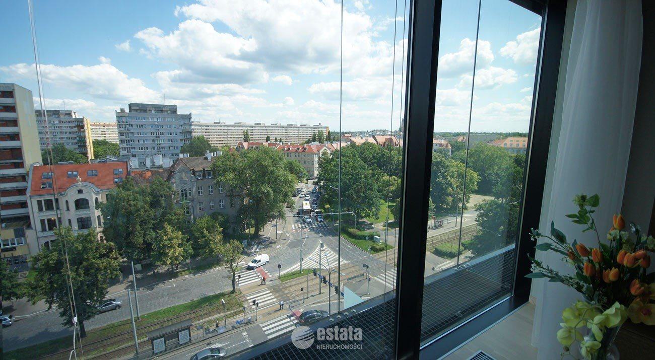 Mieszkanie dwupokojowe na wynajem Wrocław, Krzyki, Powstańców Śląskich  67m2 Foto 7