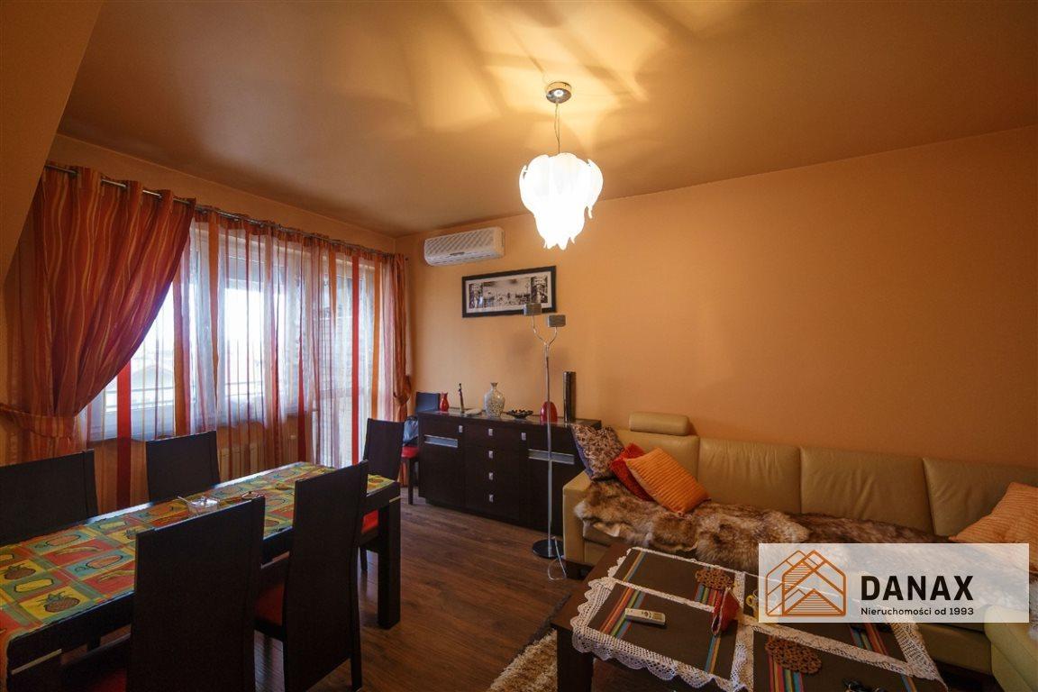 Mieszkanie trzypokojowe na sprzedaż Kraków, Dębniki, Kliny, Komuny Paryskiej  60m2 Foto 4
