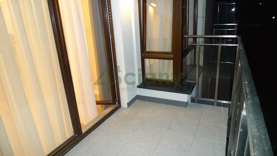 Mieszkanie dwupokojowe na wynajem Warszawa, Wilanów, Sarmacka  40m2 Foto 10