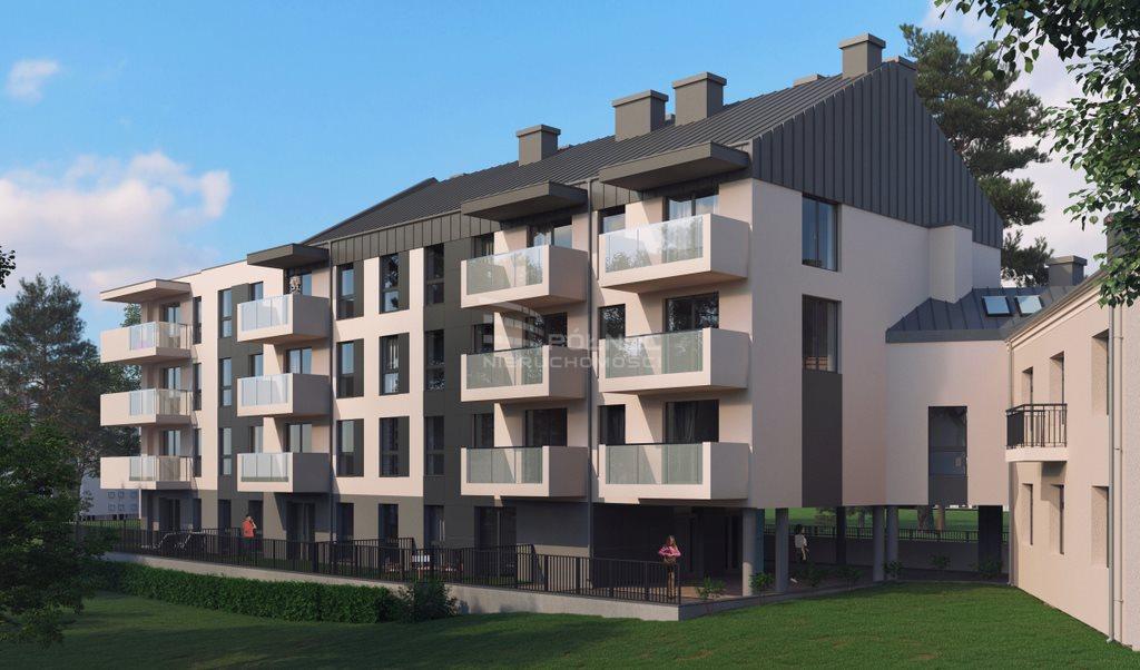 Mieszkanie trzypokojowe na sprzedaż Białystok, Centrum, Warszawska  60m2 Foto 3