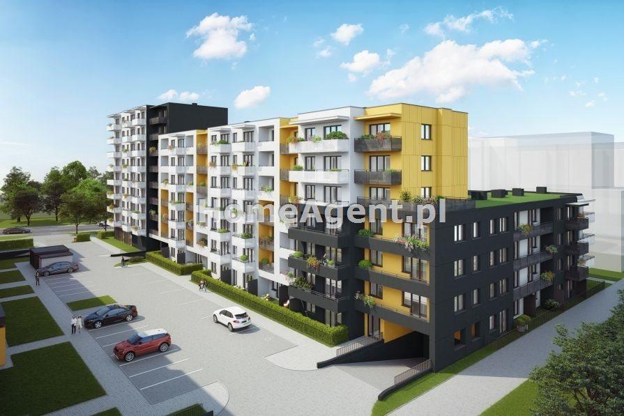 Mieszkanie trzypokojowe na sprzedaż Kraków, Podgórze, Bonarka  56m2 Foto 6