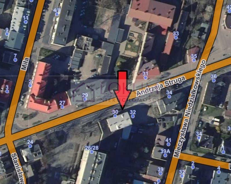 Lokal użytkowy na wynajem Radom, Śródmieście, Andrzeja Struga  55m2 Foto 1