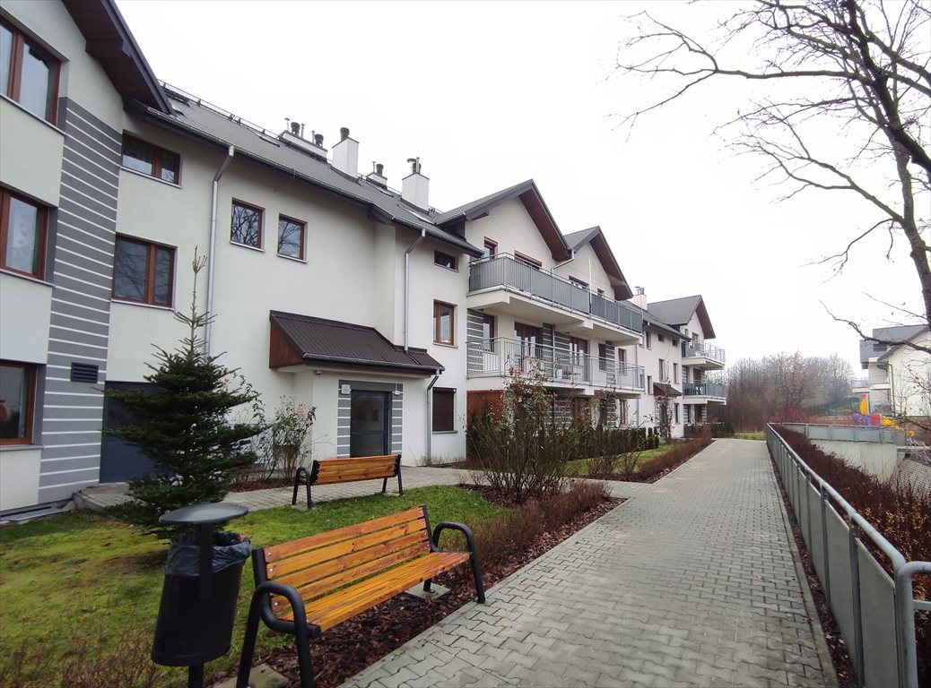 Mieszkanie trzypokojowe na sprzedaż Kraków, Swoszowice, Kliny Zacisze, Geremka  54m2 Foto 11