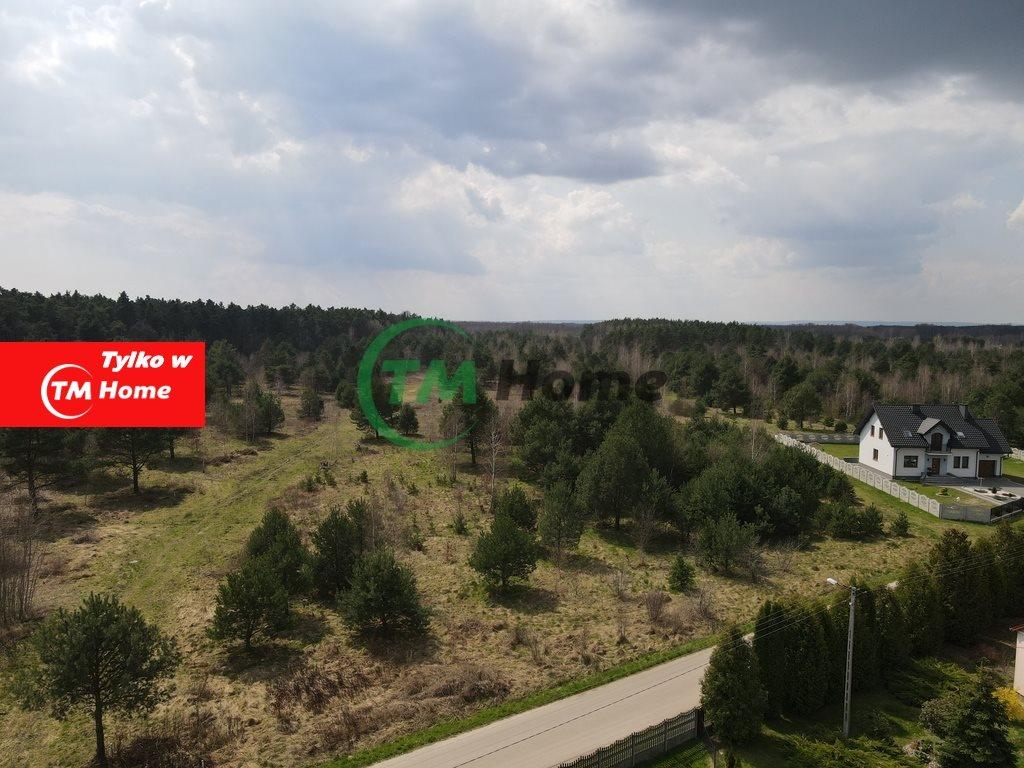 Działka budowlana na sprzedaż Mniszek  1521m2 Foto 1