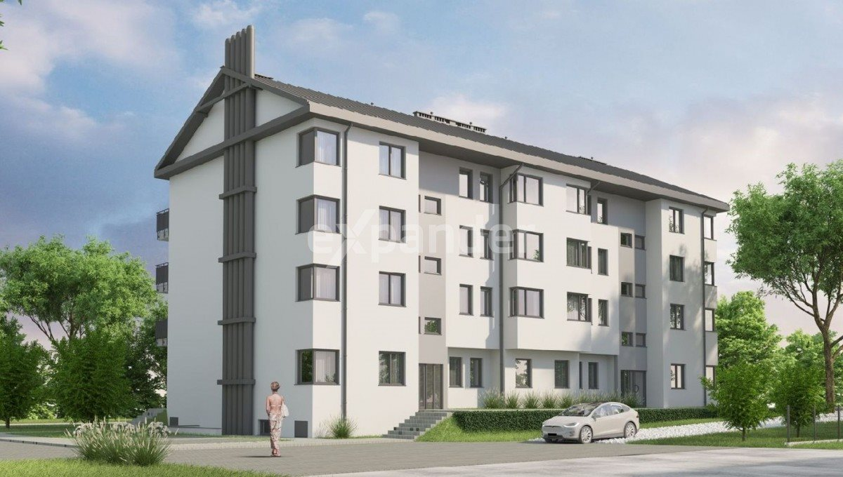 Mieszkanie trzypokojowe na sprzedaż Jaworzno, Ludwika Solskiego  60m2 Foto 3