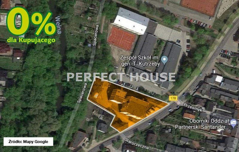 Lokal użytkowy na sprzedaż Oborniki, Szymańskiego  2729m2 Foto 3
