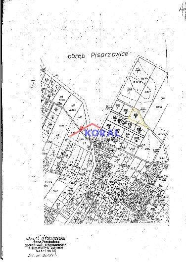 Działka rolna na sprzedaż Wilkszyn, Główna  4261m2 Foto 1