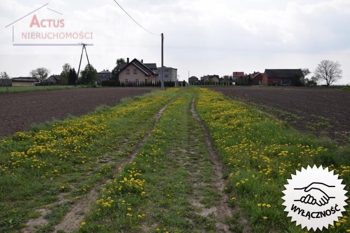 Działka budowlana na sprzedaż Nowe Brzesko  1197m2 Foto 4