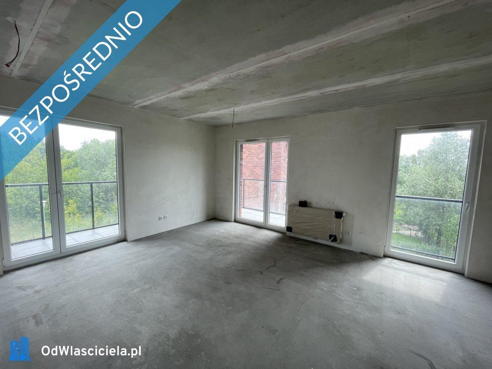 Mieszkanie trzypokojowe na sprzedaż Poznań, Grunwald, Ceglana  67m2 Foto 3