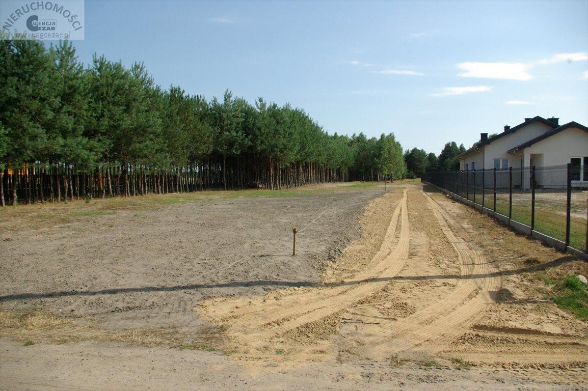 Działka budowlana na sprzedaż Łaziska  1060m2 Foto 4