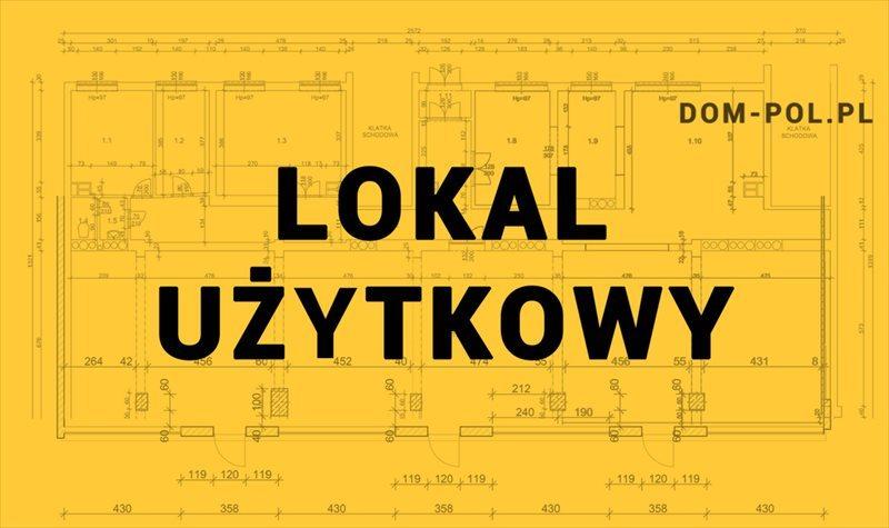 Lokal użytkowy na wynajem Łęczna  350m2 Foto 1