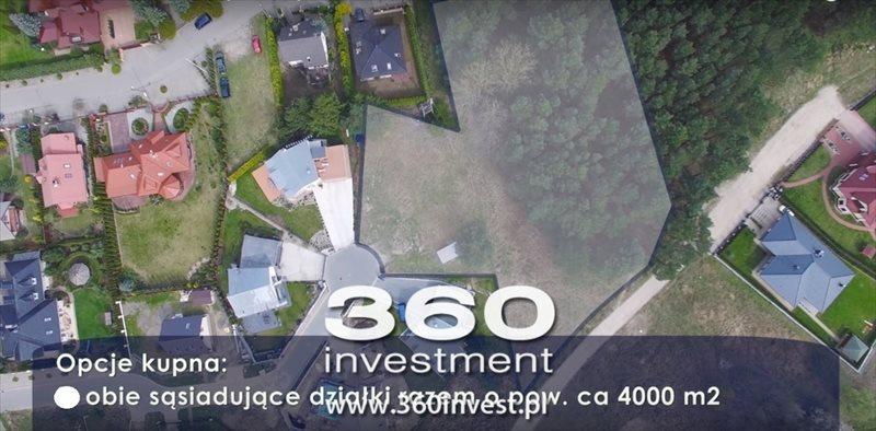 Działka budowlana na sprzedaż Mierzyn  3995m2 Foto 1