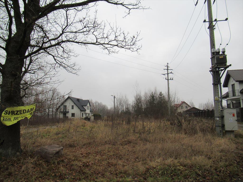 Działka budowlana na sprzedaż Tumlin-Dąbrówka, Świerkowa  892m2 Foto 1