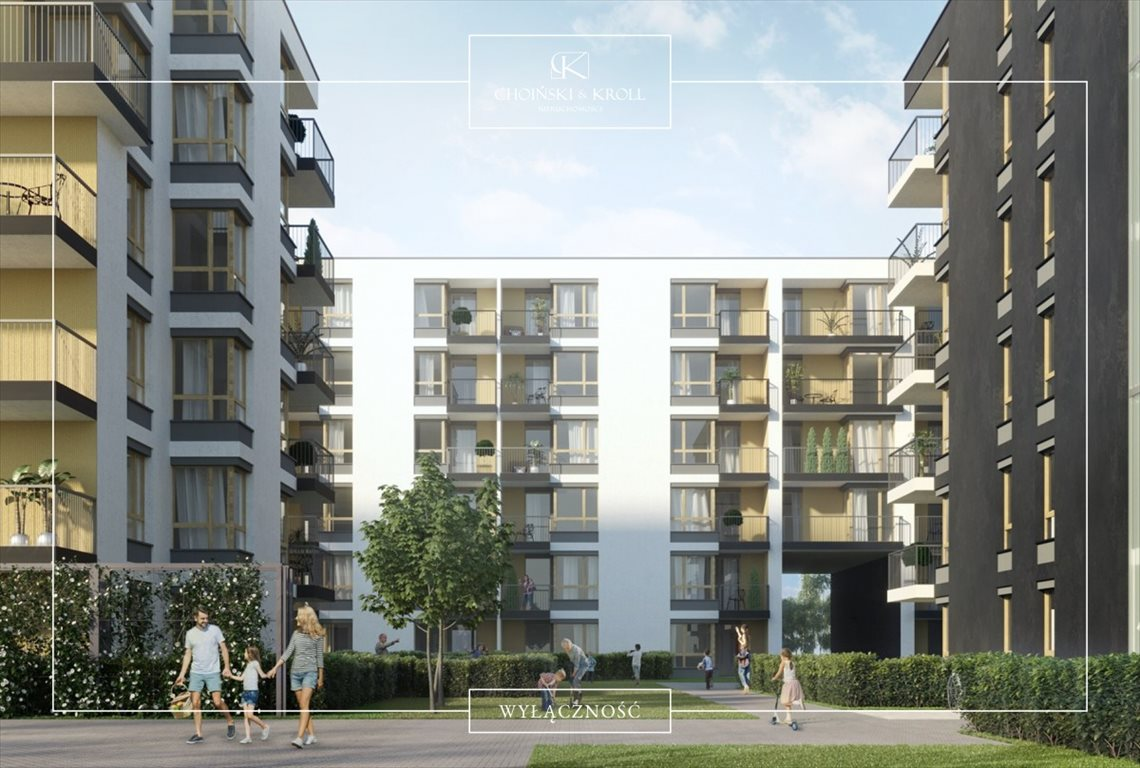 Mieszkanie dwupokojowe na sprzedaż Poznań, Jeżyce, Stanisława Szczepanowskiego  54m2 Foto 2
