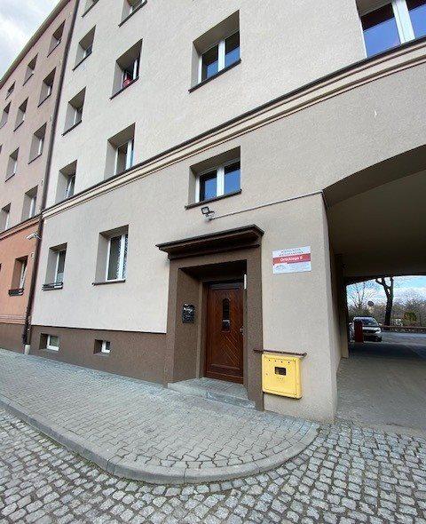 Mieszkanie dwupokojowe na sprzedaż Gliwice, Centrum, Orlickiego 5  45m2 Foto 1