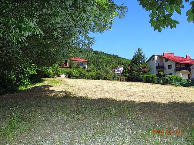 Działka budowlana na sprzedaż Ustroń, Źródlana  1553m2 Foto 9
