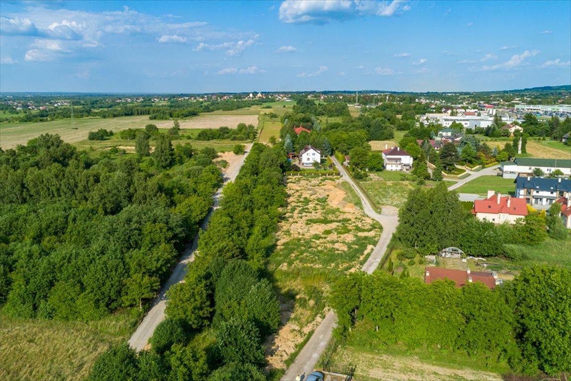 Działka rolna na sprzedaż Krasne, Krasne  3519m2 Foto 5