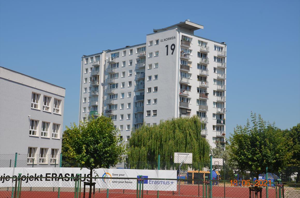 Mieszkanie trzypokojowe na sprzedaż Poznań, Jeżyce, Cypriana Kamila Norwida 19  48m2 Foto 3