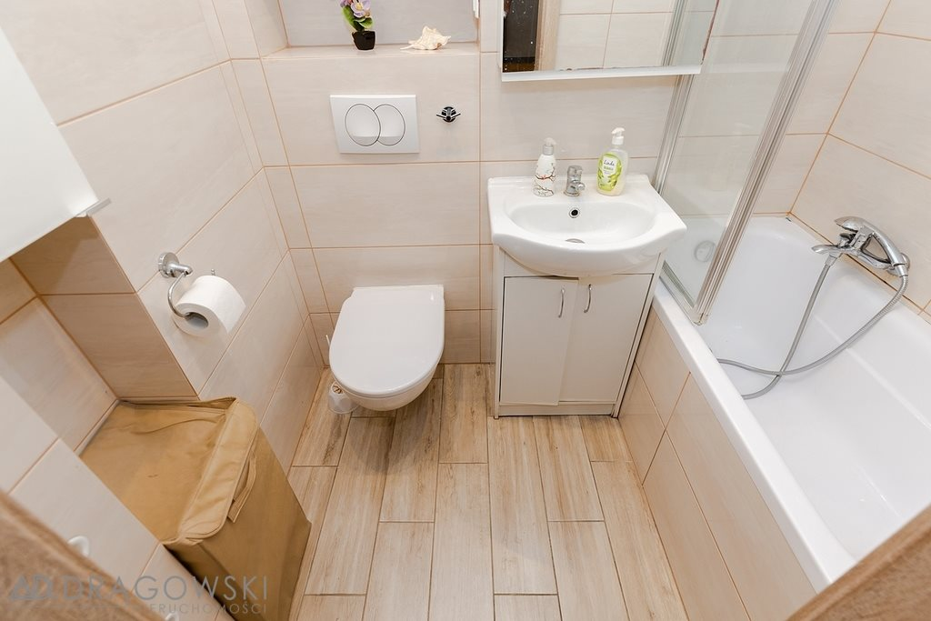 Mieszkanie trzypokojowe na sprzedaż Warszawa, Praga-Południe, Saska Kępa, Afrykańska  45m2 Foto 11