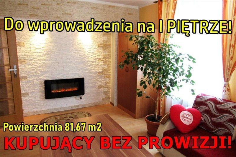 Mieszkanie czteropokojowe  na sprzedaż Ełk, Centrum  82m2 Foto 1