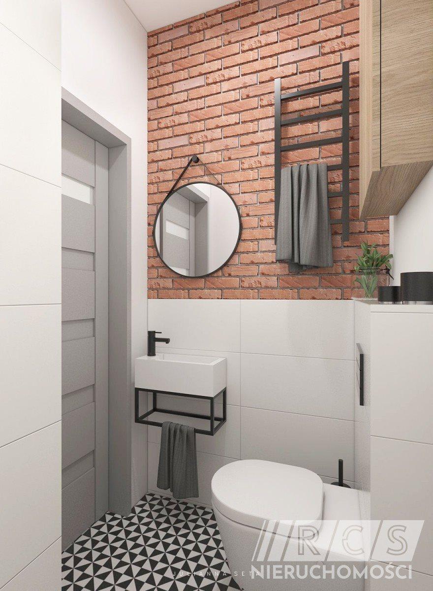 Mieszkanie dwupokojowe na sprzedaż Wrocław, Wygodna  69m2 Foto 11
