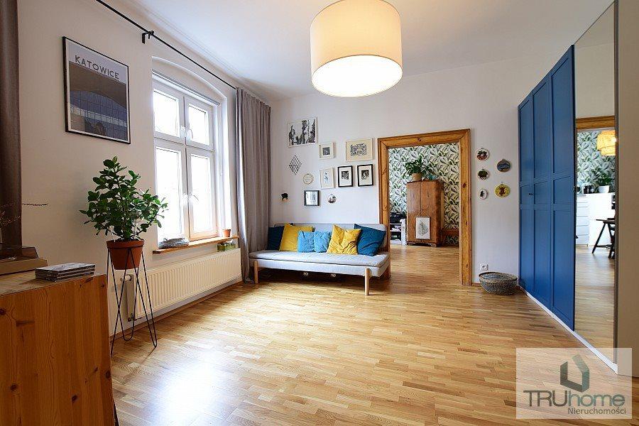 Mieszkanie dwupokojowe na sprzedaż Katowice, Śródmieście  60m2 Foto 1