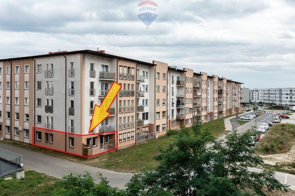 Mieszkanie trzypokojowe na sprzedaż Luboń, al. Aleja Jana Pawła II  70m2 Foto 3