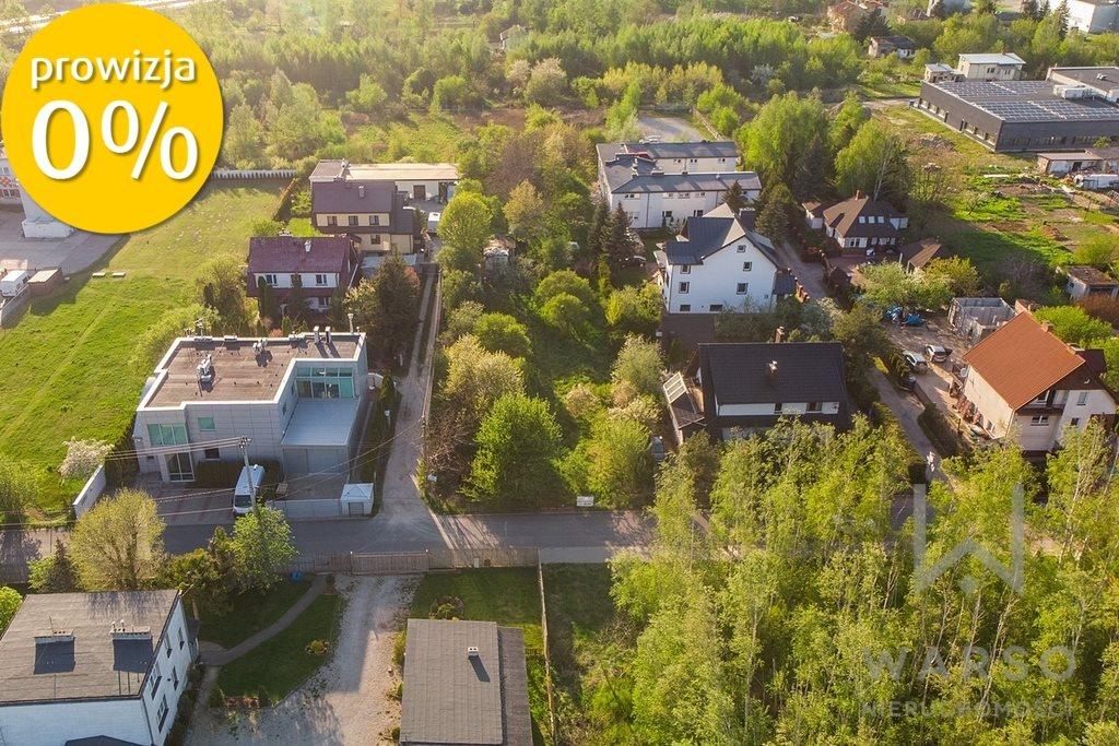Działka budowlana na sprzedaż Łomianki, Krzywa  2107m2 Foto 4