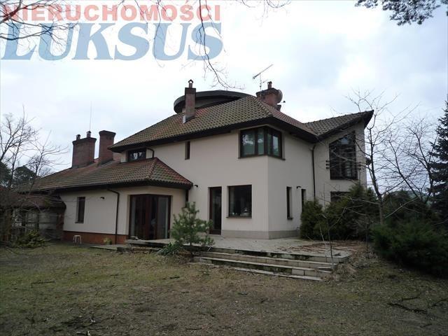 Dom na sprzedaż Piaseczno, Zalesie Dolne  427m2 Foto 1