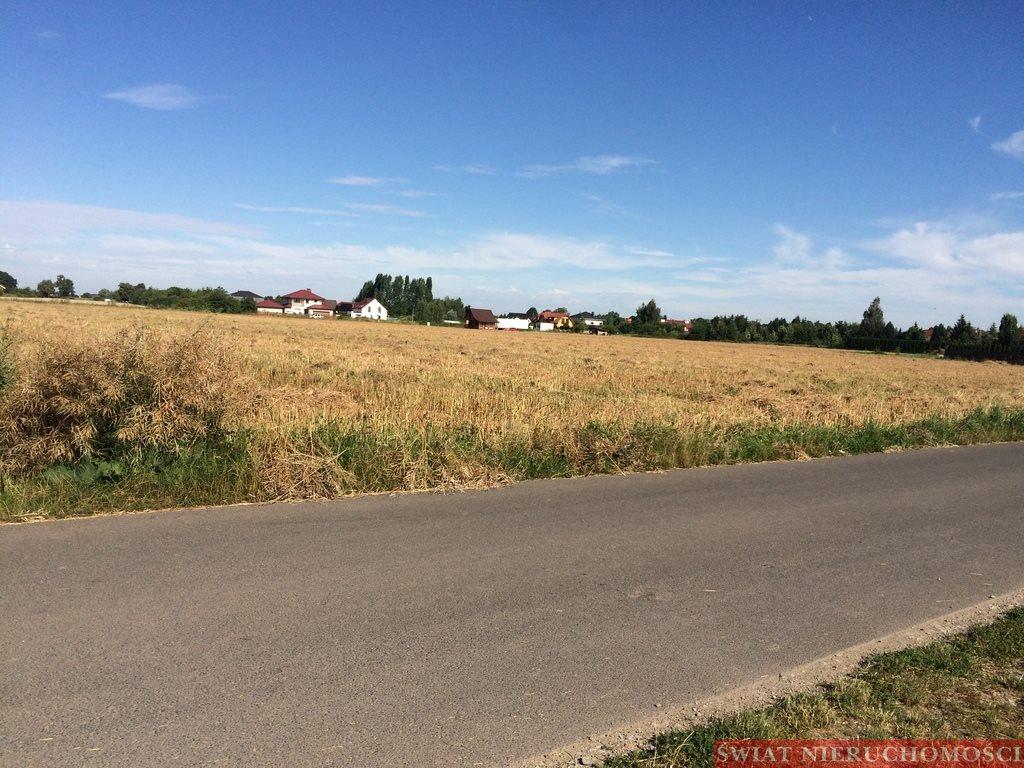 Działka siedliskowa na sprzedaż Żerniki Wrocławskie  600m2 Foto 4