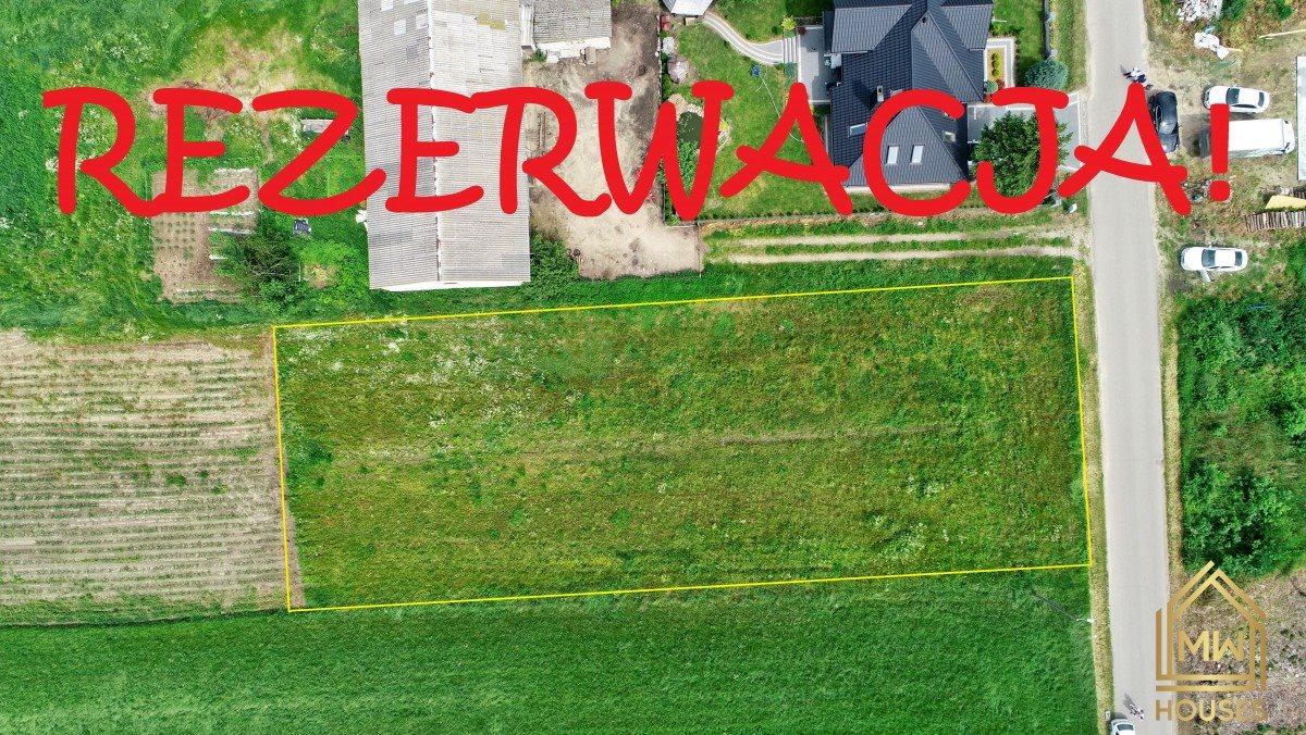 Działka rolna na sprzedaż Sokołów Podlaski  1737m2 Foto 1