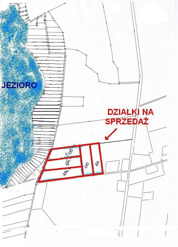 Działka siedliskowa na sprzedaż Parlino  11000m2 Foto 6