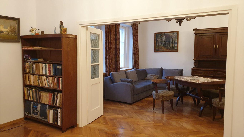 Mieszkanie trzypokojowe na sprzedaż Warszawa, Śródmieście, Słowackiego  78m2 Foto 5