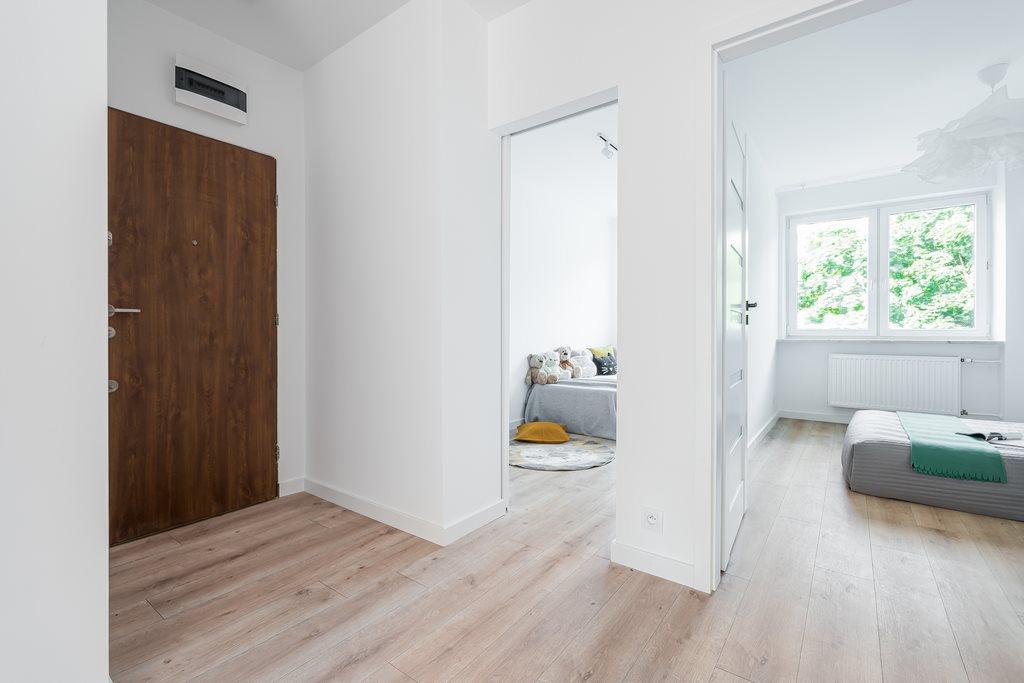 Mieszkanie trzypokojowe na sprzedaż Warszawa, Praga-Południe, Darłowska  48m2 Foto 10