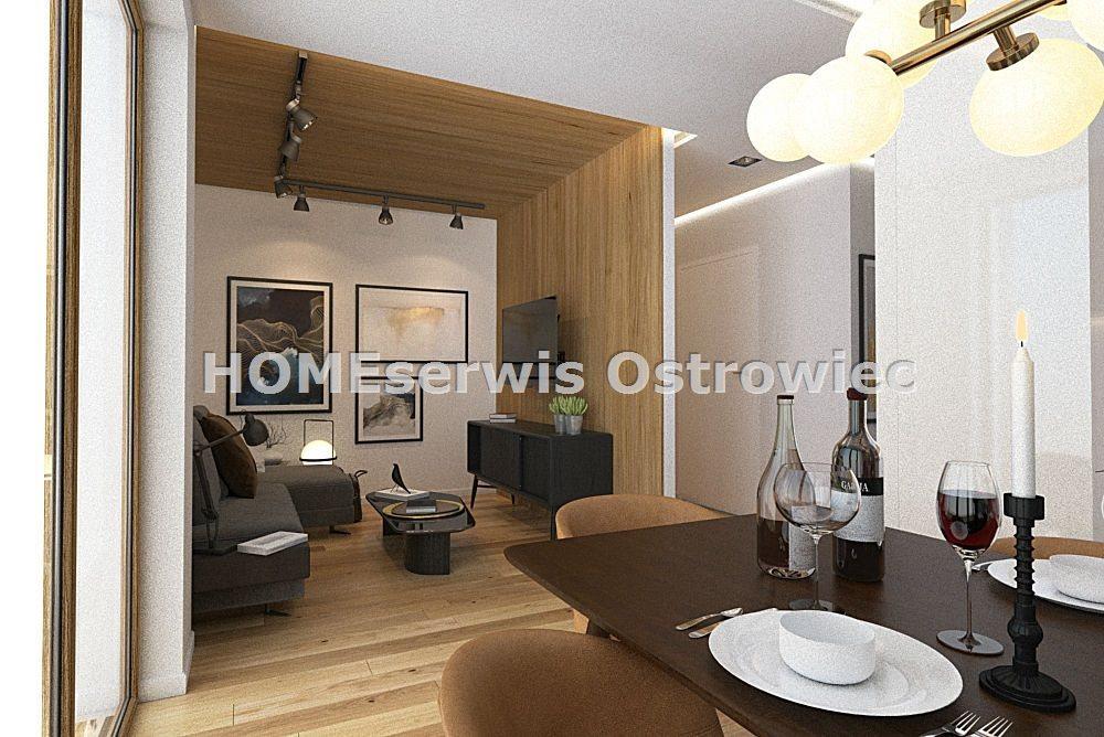 Mieszkanie trzypokojowe na sprzedaż Ostrowiec Świętokrzyski, Centrum  71m2 Foto 8