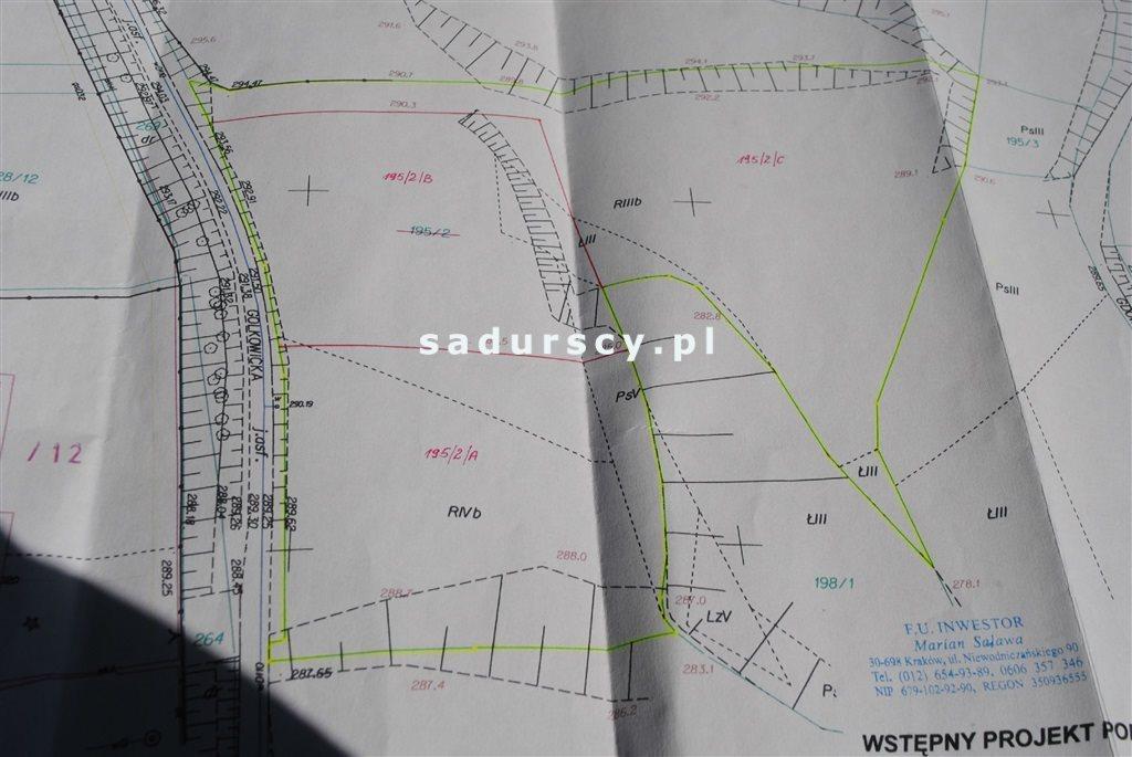 Działka rolna na sprzedaż Kraków, Swoszowice, Rajsko, Golkowicka  2761m2 Foto 7