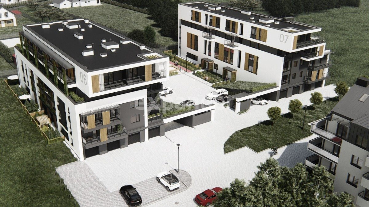 Mieszkanie trzypokojowe na sprzedaż Rzeszów, Kornela Makuszyńskiego  62m2 Foto 3
