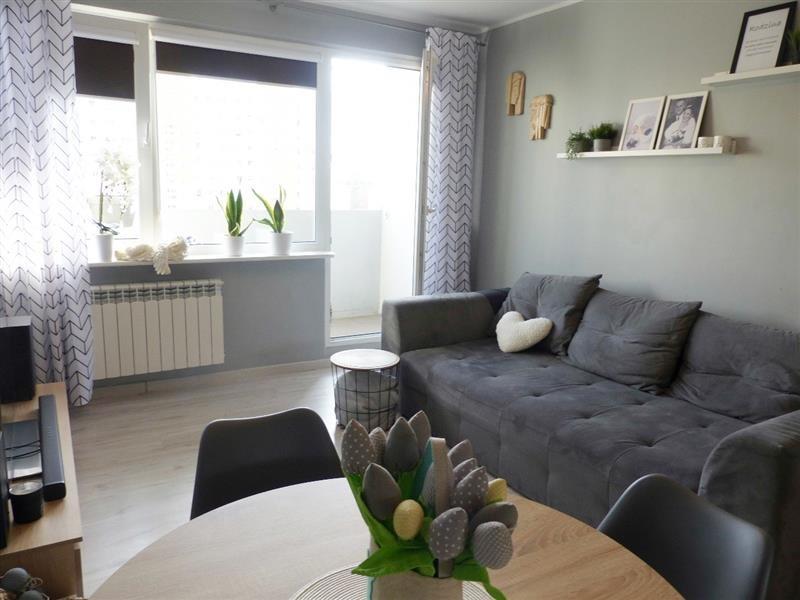 Mieszkanie dwupokojowe na sprzedaż Elbląg, Zawada, Zawada, Wybickiego  48m2 Foto 2