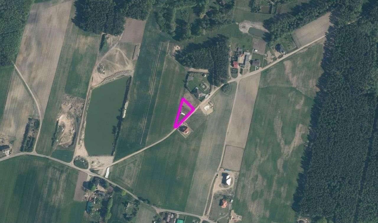 Działka budowlana na sprzedaż Siedleczek  1351m2 Foto 4