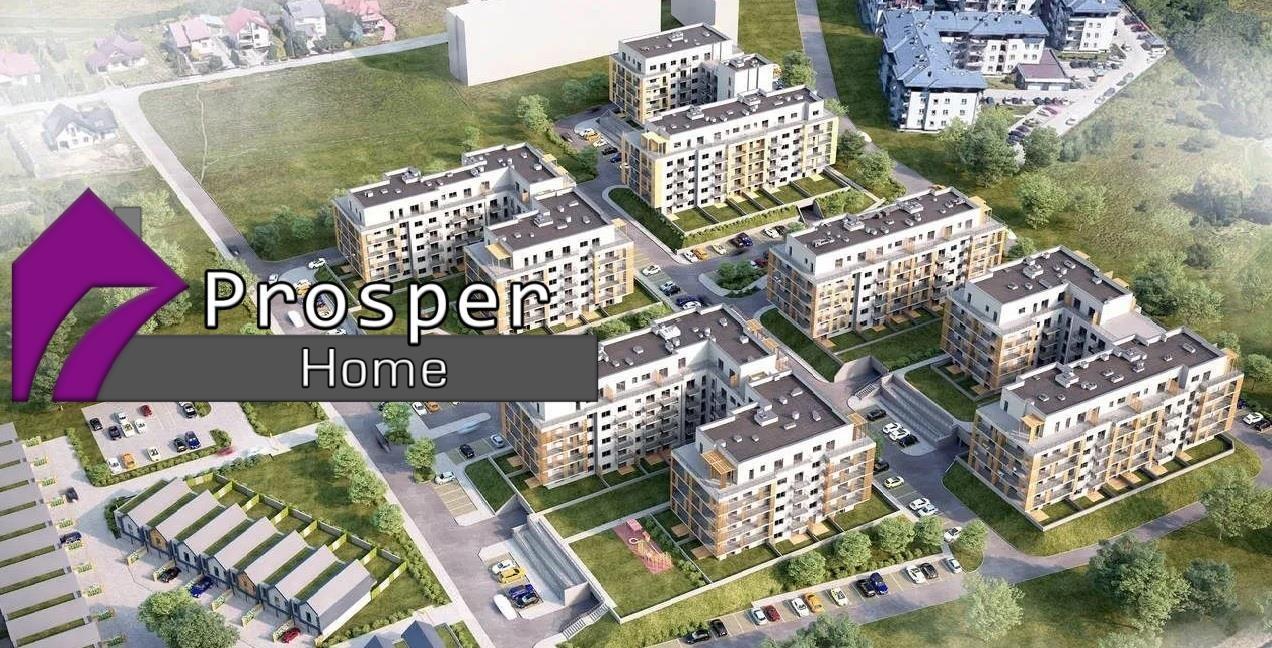 Mieszkanie dwupokojowe na sprzedaż Rzeszów, al. Miła  46m2 Foto 1