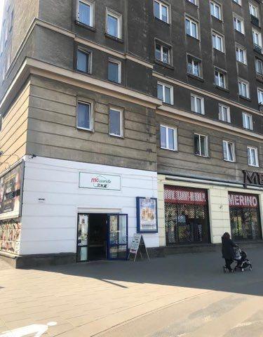 Lokal użytkowy na wynajem Warszawa, Śródmieście, al. Jana Pawła  107m2 Foto 2