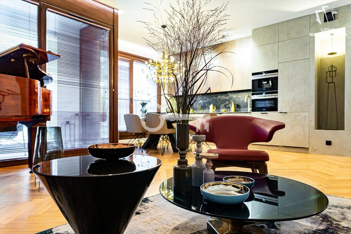 Luksusowe mieszkanie trzypokojowe na sprzedaż Warszawa, Śródmieście, Koszykowa  87m2 Foto 1