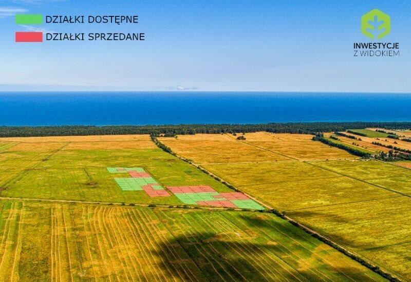 Działka rolna na sprzedaż Słupsk, Doskonały teren położony niedaleko plaży  501m2 Foto 2