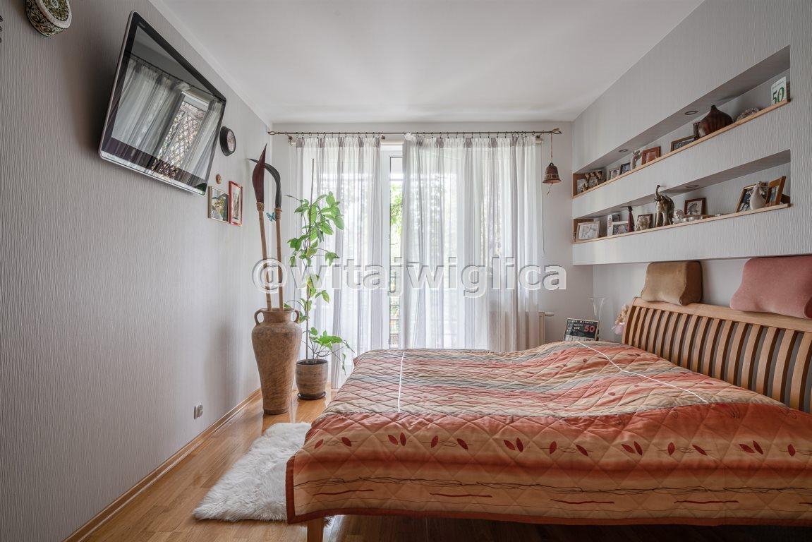 Mieszkanie trzypokojowe na sprzedaż Wrocław, Psie Pole, Karłowice, Obornicka  82m2 Foto 8
