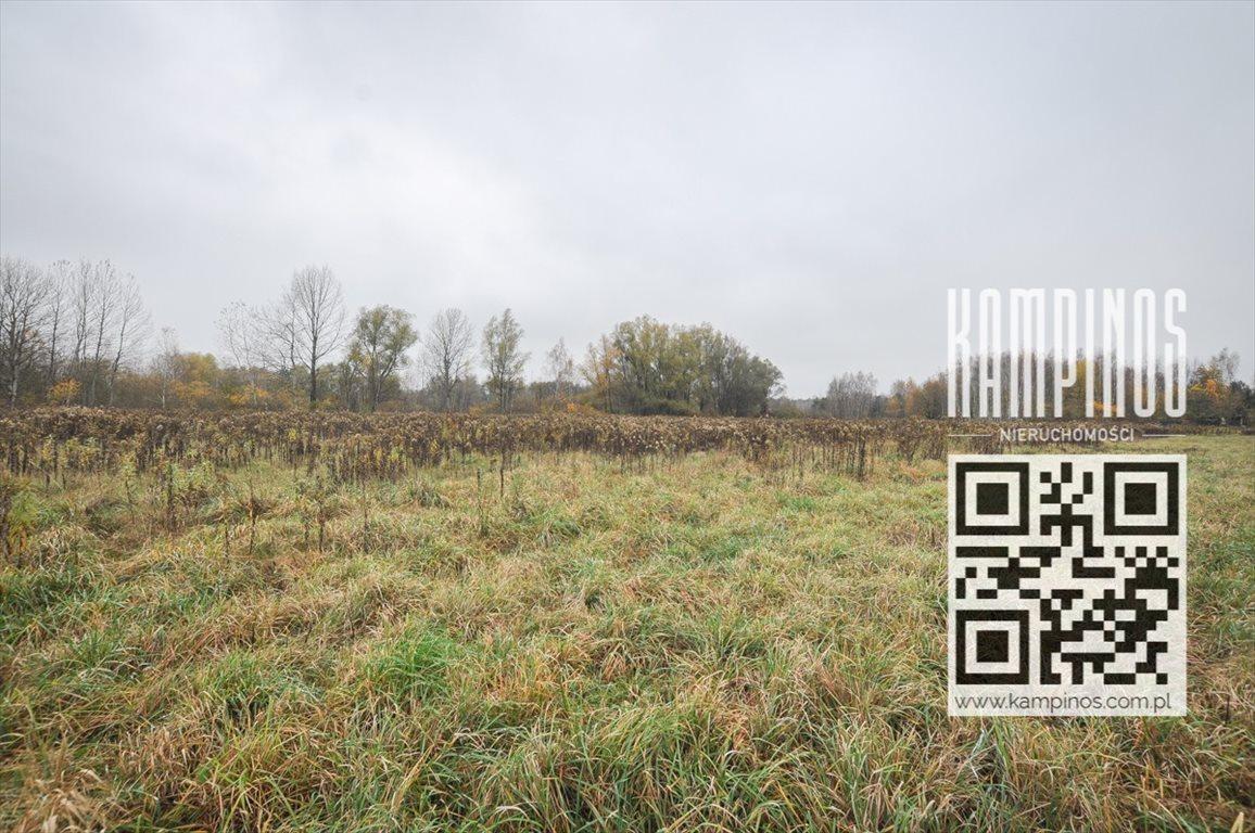Działka budowlana na sprzedaż Borzęcin Duży, Stare Babice, oferta 2906  1100m2 Foto 2