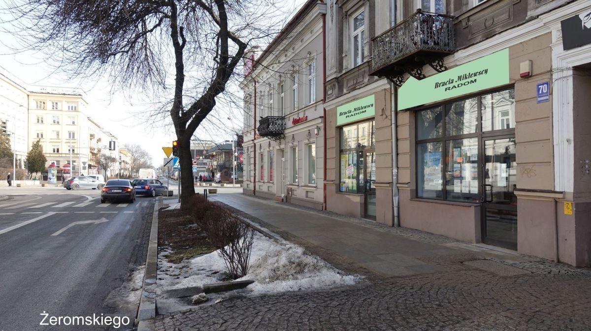 Lokal użytkowy na wynajem Radom, Centrum, Stefana Żeromskiego  40m2 Foto 3