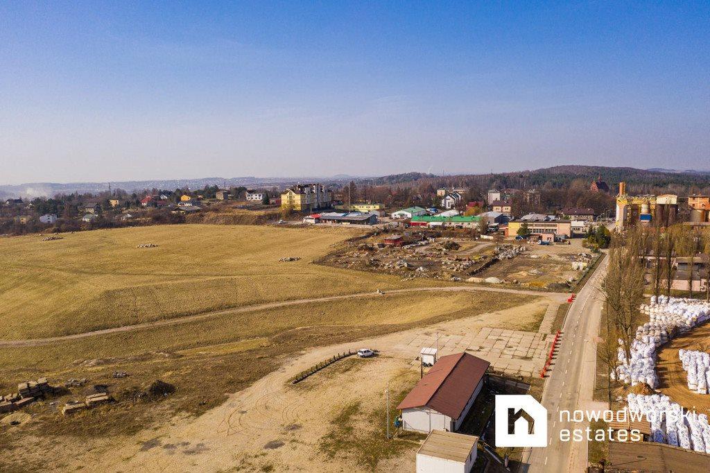 Działka przemysłowo-handlowa na sprzedaż Trzebinia, 22 Lipca  10929m2 Foto 8