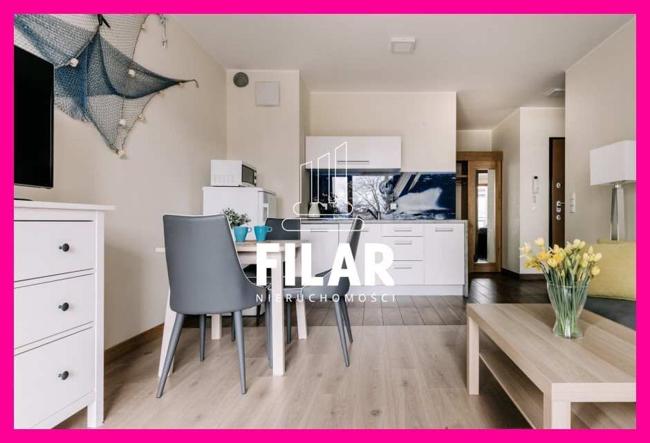 Mieszkanie dwupokojowe na wynajem Gdynia, Kamienna Góra, Moniuszki  44m2 Foto 1