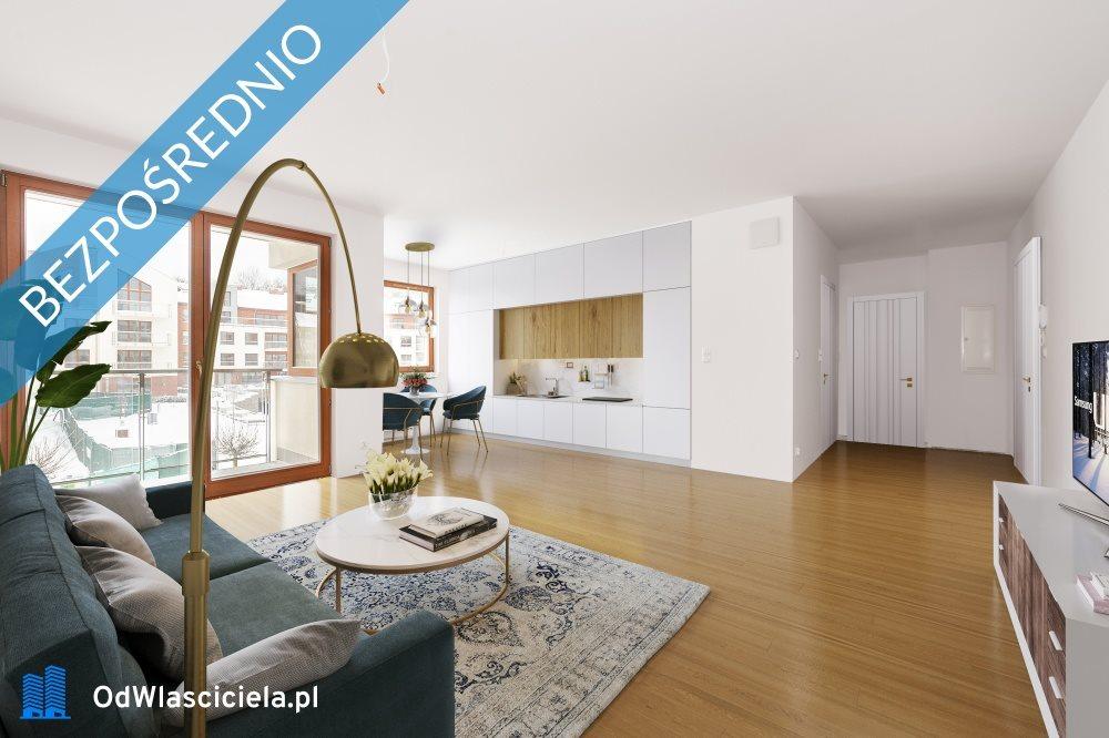 Mieszkanie trzypokojowe na sprzedaż Gdynia, Chwarzno-Wiczlino, Niemena 5  68m2 Foto 1